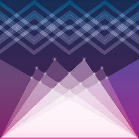 seamless abstract background Illustration