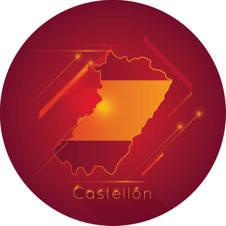 castellon map