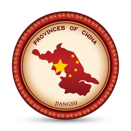 jiangsu map