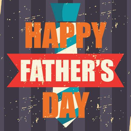 happy father's day card Фото со стока - 81590048