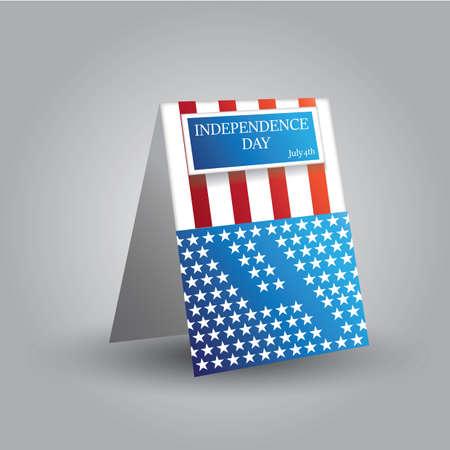 usa independence day 向量圖像