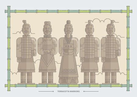terracotta krijgers