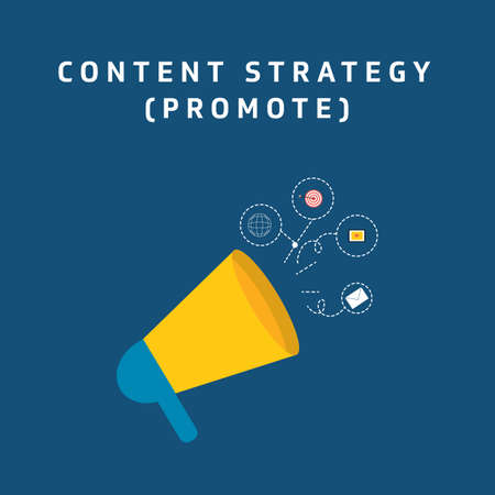 content strategy - promote