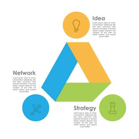 Bedrijfsstrategie concept Stockfoto - 81601186