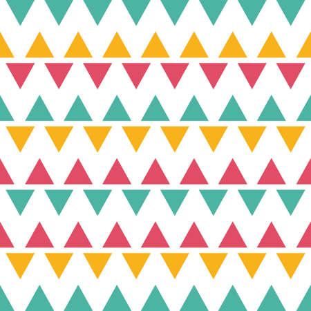 seamless triangle background