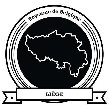 liege map label