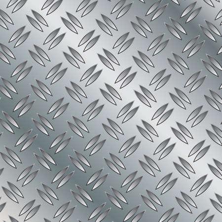 naadloze metalen achtergrond