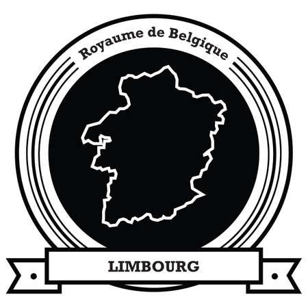 limbourg map label
