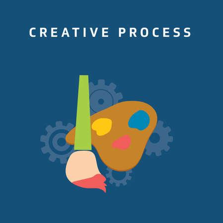 creative process Reklamní fotografie - 81535439
