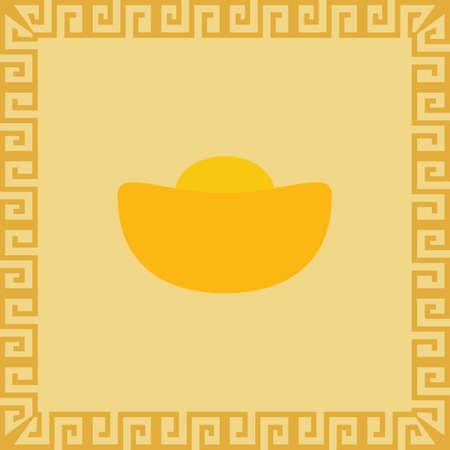 Lingotto d'oro Archivio Fotografico - 81535580