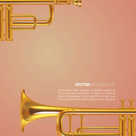 Trumpet background