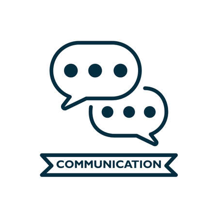 communication 向量圖像