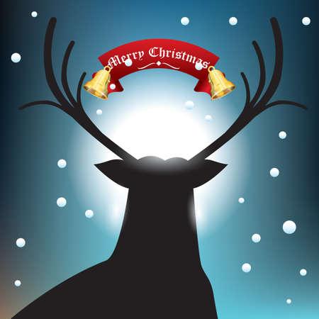 Vrolijk kerstfeest achtergrond Stockfoto - 81535788