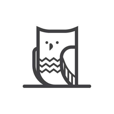 Owl Çizim
