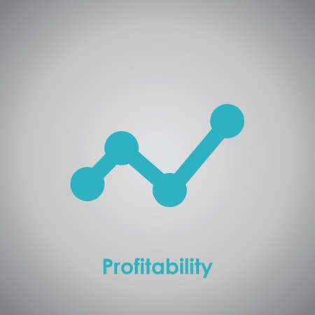 profitability Ilustração