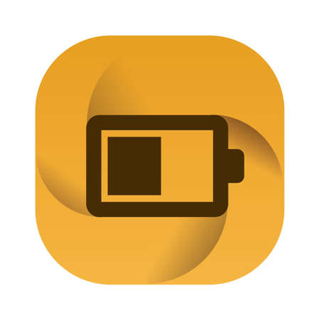 battery icon Ilustrace