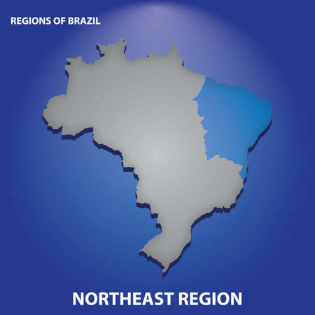 brazil northeast region
