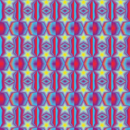 decorative pattern background Stock Illustratie