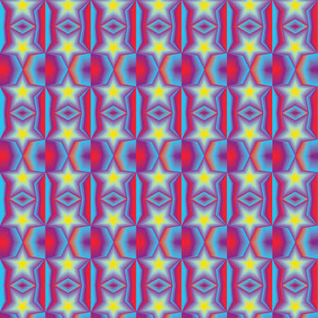 decorative pattern background Illustration