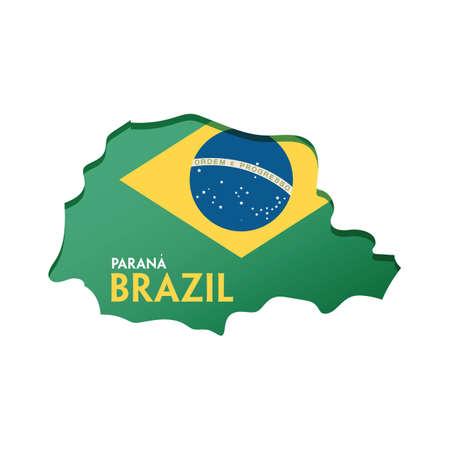 parana map