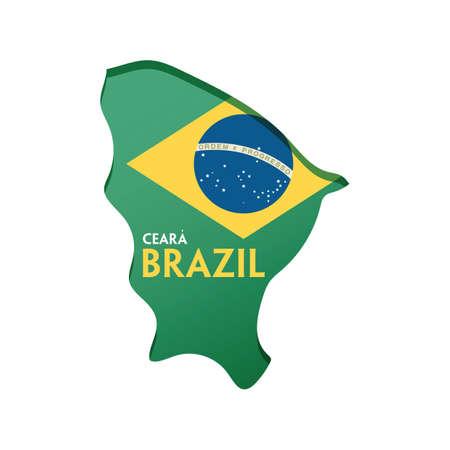ceara map