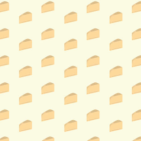 background with slices of cakes