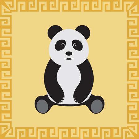 panda Stock fotó - 81535678