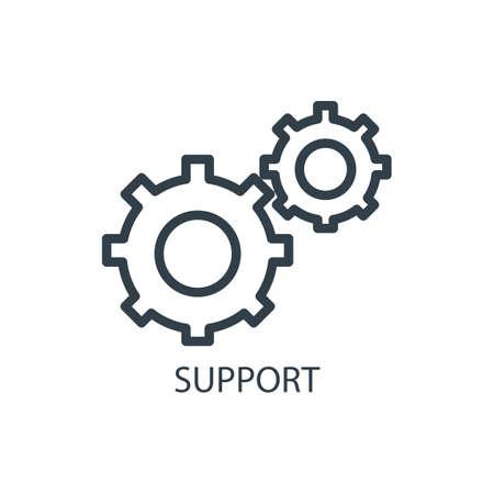 Unterstützung Standard-Bild - 81601274
