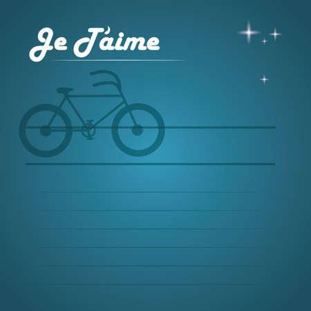 bicycle Иллюстрация