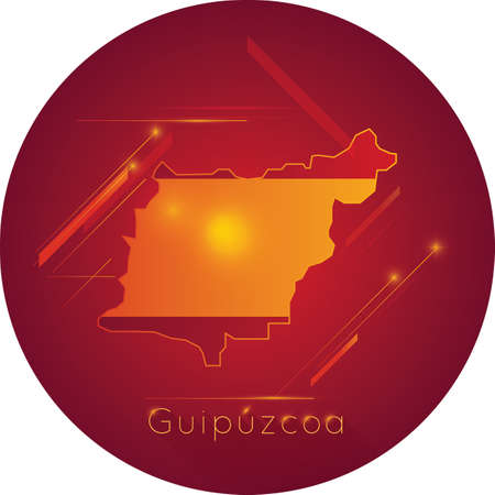 guipuzcoa map