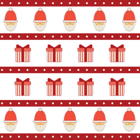 merry christmas background Ilustracja