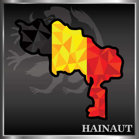 hainaut wallpaper Illustration