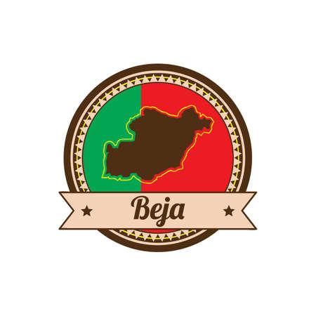 beja map