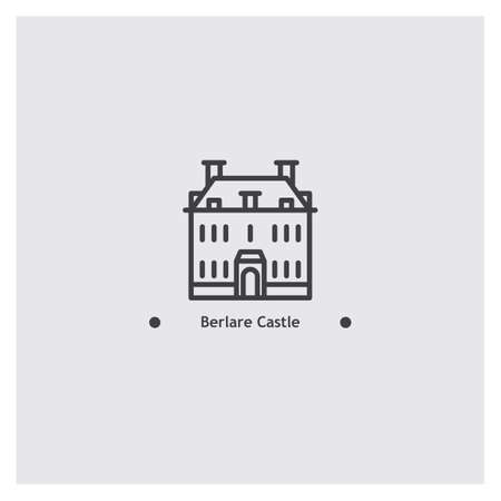 ベルラーレ城