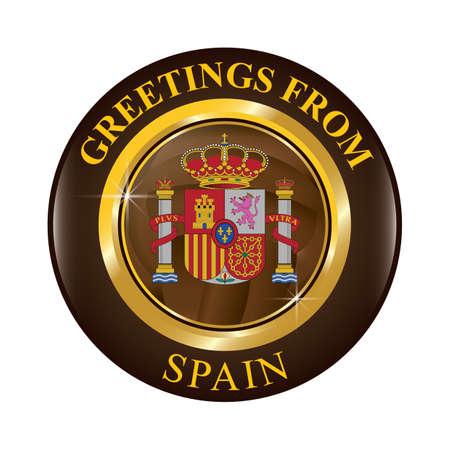 スペインからの挨拶