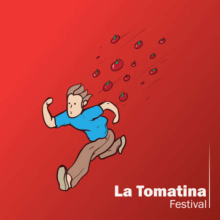 ラ トマティーナ祭り