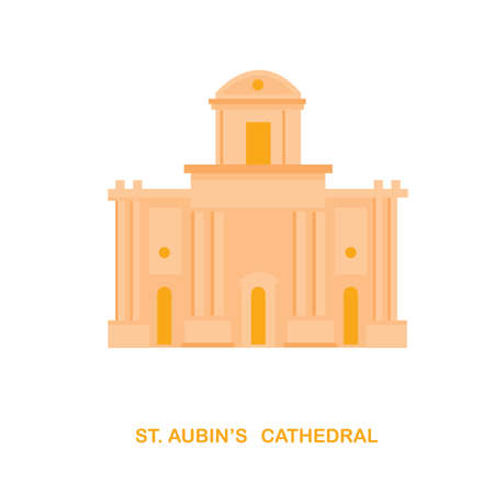 st.aubins cathedral