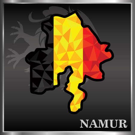 namur wallpaper Illustration