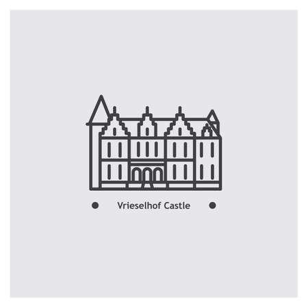 vrieselhof castle
