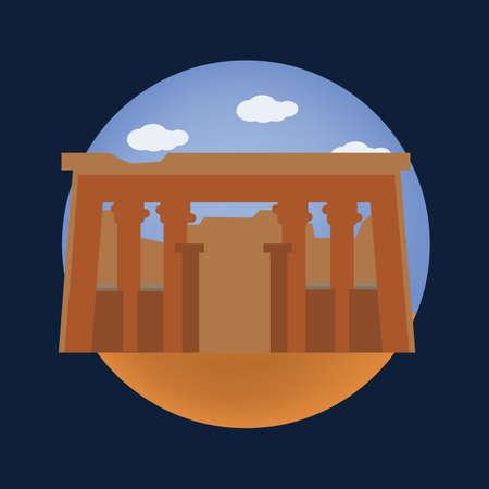 カラブシャ神殿
