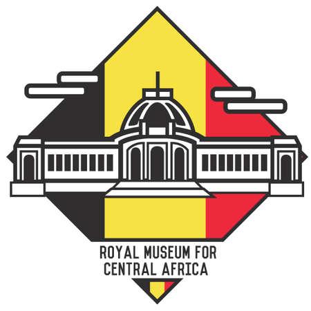 royal museum for central africa 版權商用圖片 - 106669619