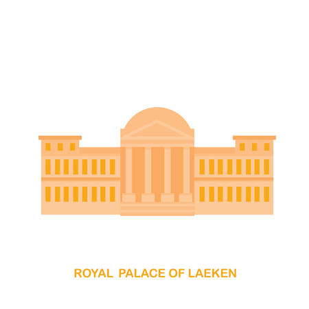 royal place of laeken