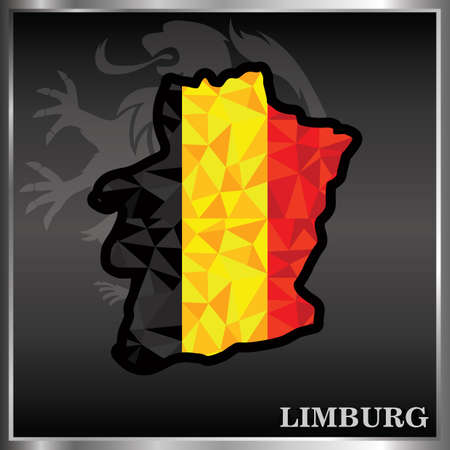 limburg wallpaper Stock Vector - 106669636