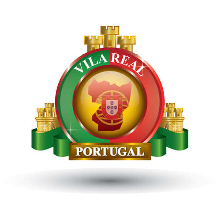 vila real map