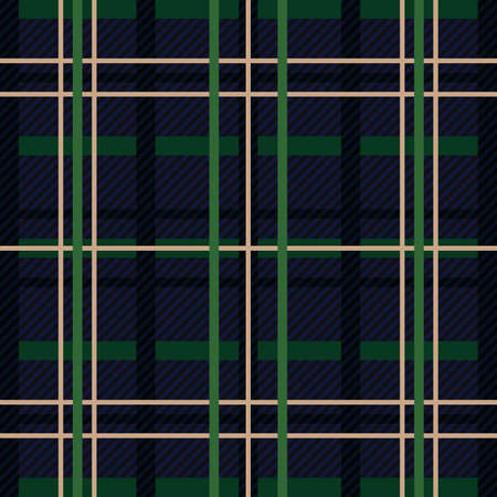 tartan background Illustration