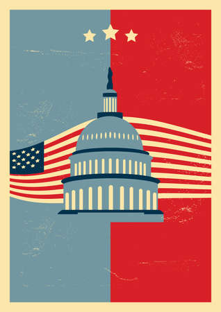 the capitol: us capitol poster