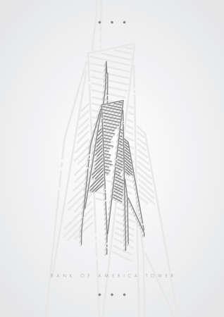bank of america: bank of america tower