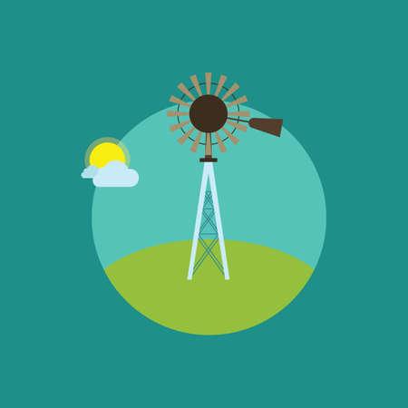 wind wheel: wind wheel