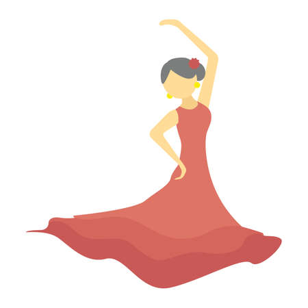 danseuse de flamenco: Flamenco