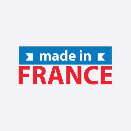 origin: made in france Illustration